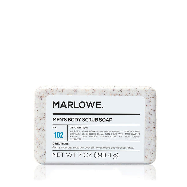 Men's Body Scrub Soap Bar
