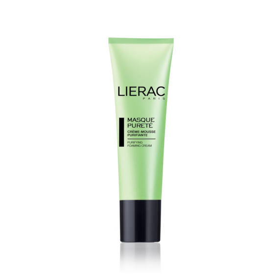 Lierac Masque Purete Purifying foaming cream - mask
