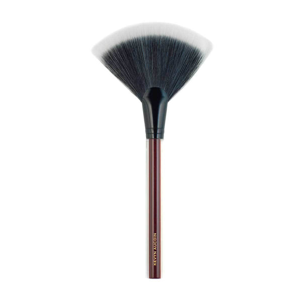 Kevyn Aucoin Brushes The Large Fan Brush