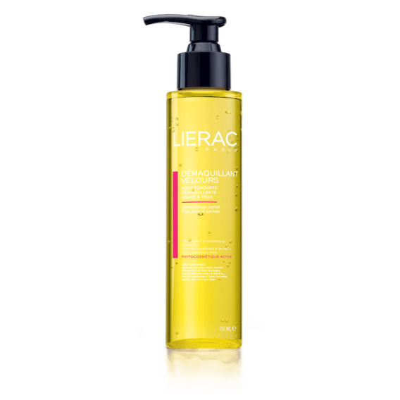 Lierac Demaquillant Velours Cleansing oil