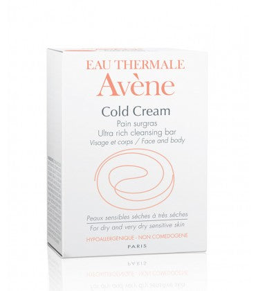 Cold Cream Cleansing Bar