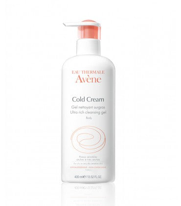 Cold Cream Ultra-Rich Cleansing Gel