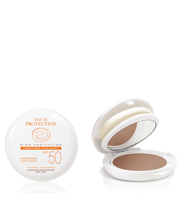 High Protection Tinted Compact SPF 50