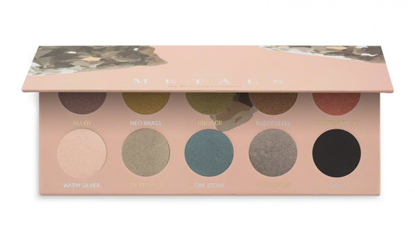 MIXED METALS (EYESHADOW PALETTE)