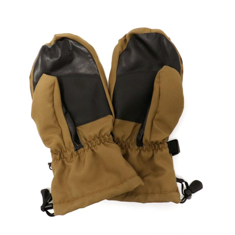 Swany Toaster Blackout Performance Gloves (Brown)