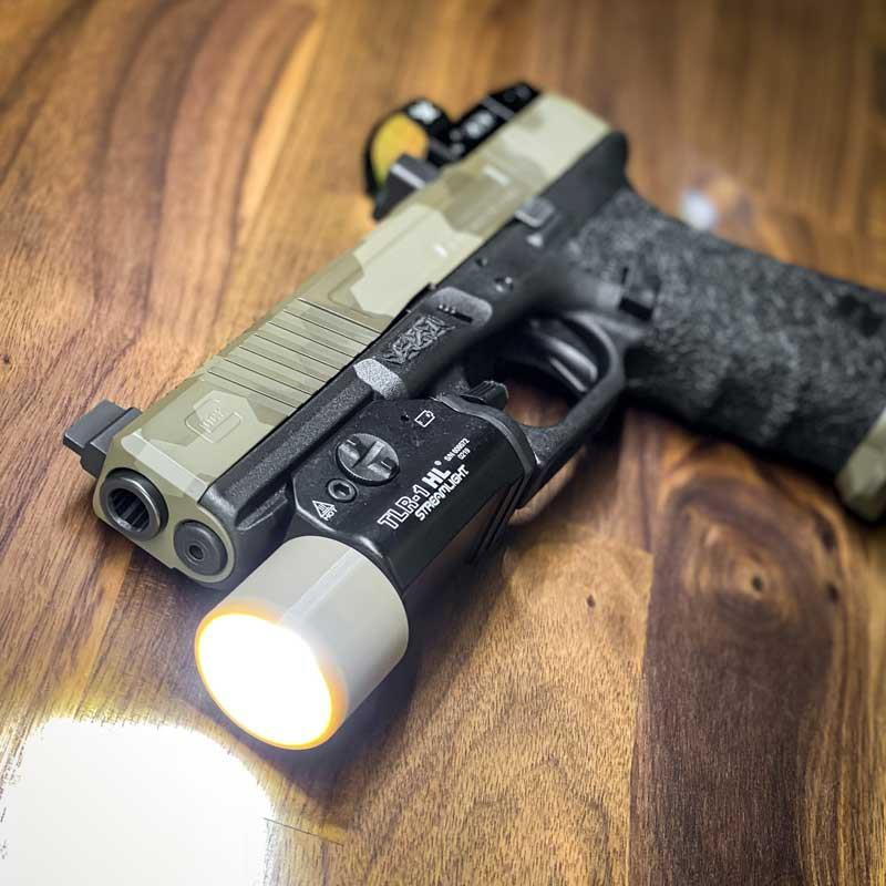 Raven Wing LLC Lux Custos Streamlight TLR1 Cover
