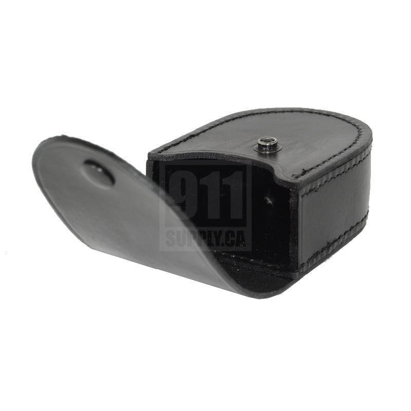 Police Leather Oversized Cuff Case Or Stnd Cuff Holder