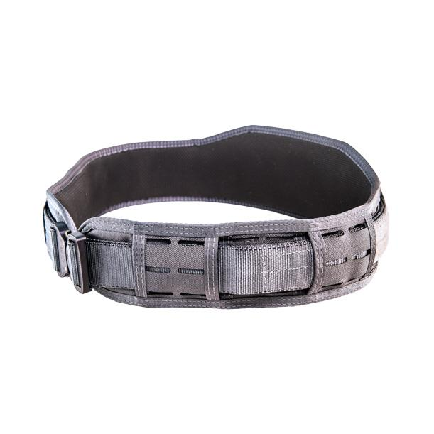 High Speed Gear Laser Slim-grip Padded Belt- Slotted