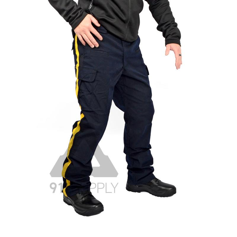 911 Stryke Pants with Yellow Stripe | 911supply.ca