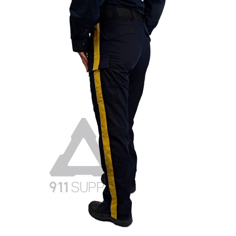 911 Stryke Pants with Yellow Stripe Women