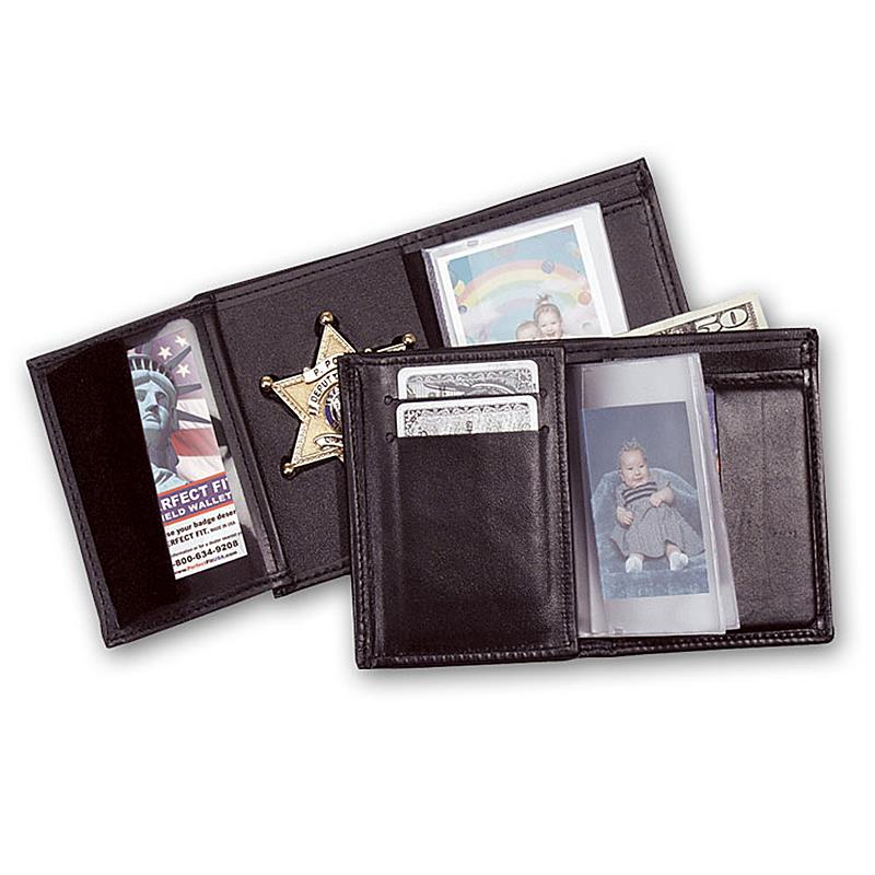Perfect Fit Tri-Fold Wallet with Rank 105