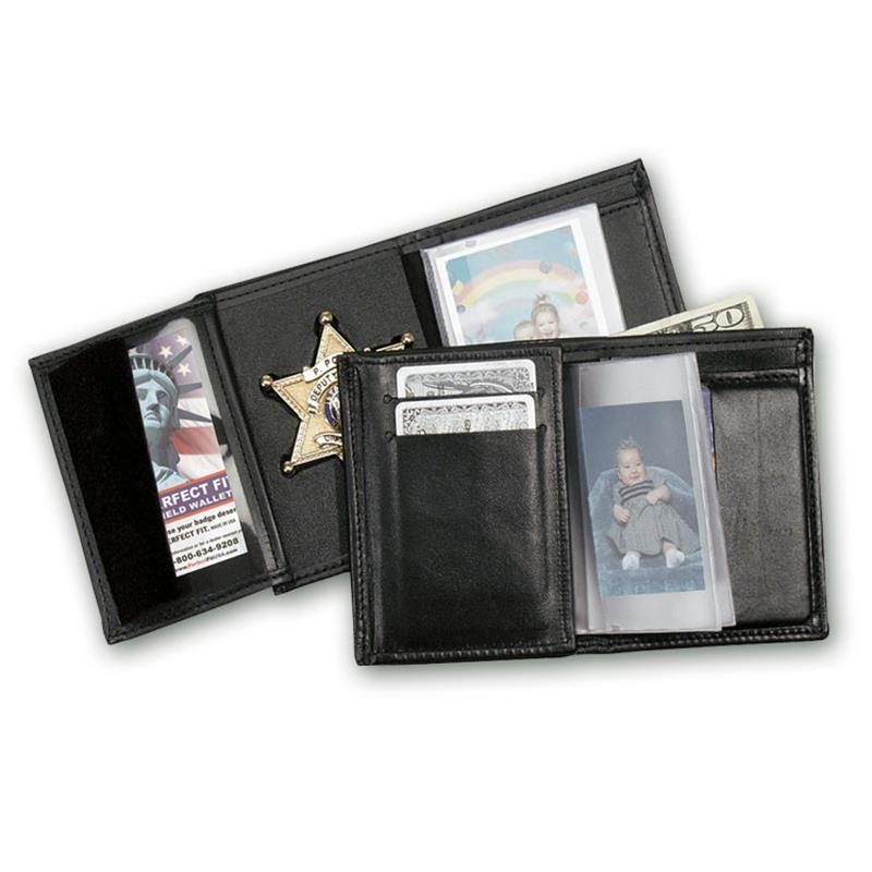 Perfect Fit Tri-Fold Wallet RFID 105R