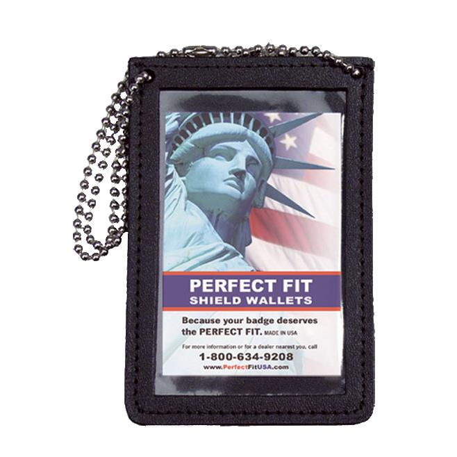 Perfect Fit Double Neck ID Holder 708