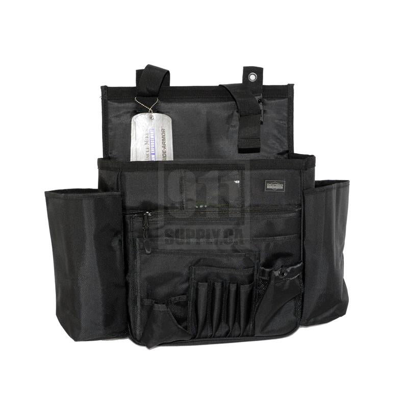 Uncle Mike's Side-Armor Car Seat Organizer |53561| 911supply.ca