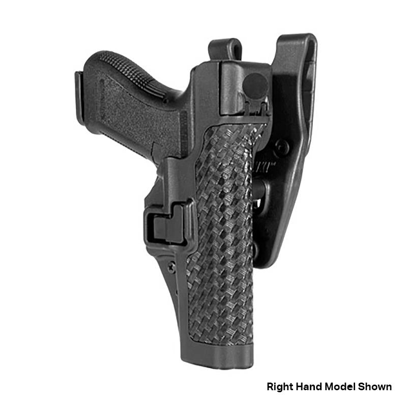 Blackhawk Serpa Level 3 Auto Lock Duty Holster Right Hand