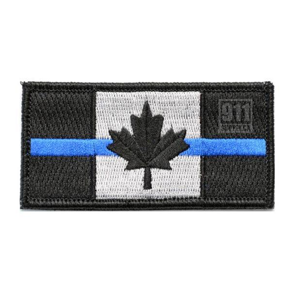 911 Supply Canadian Flag Patch