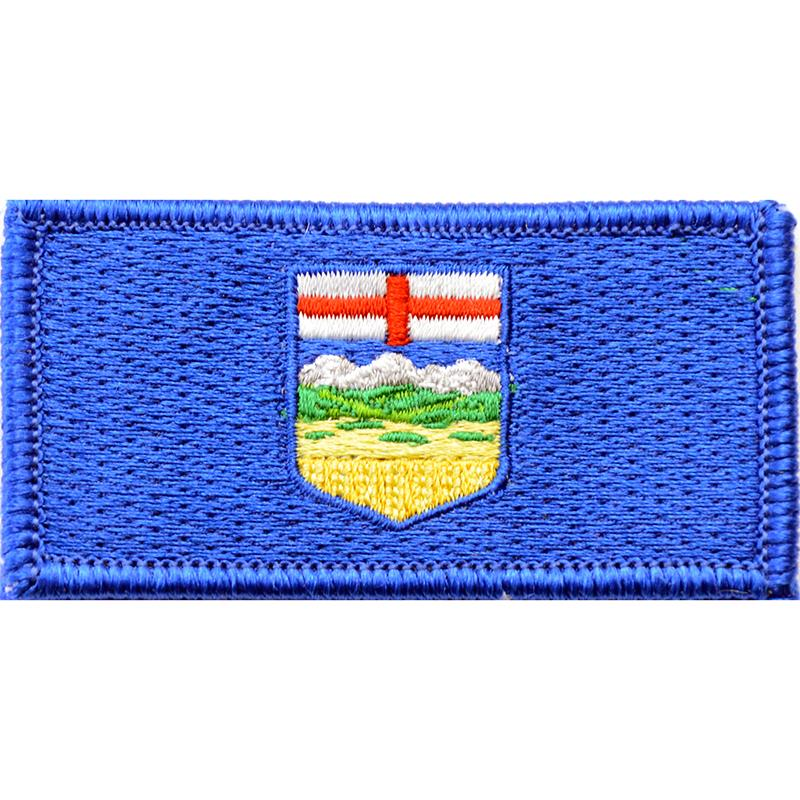 911 Supply Alberta Flag Patches
