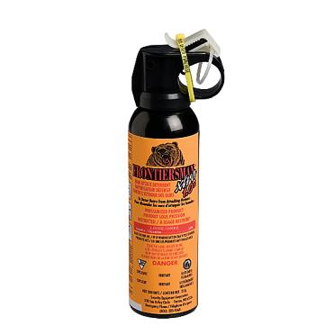 Sabre Frontiersman XTRA 1% 325g Bear Spray |CFBAD-321G-X| 911supply.ca