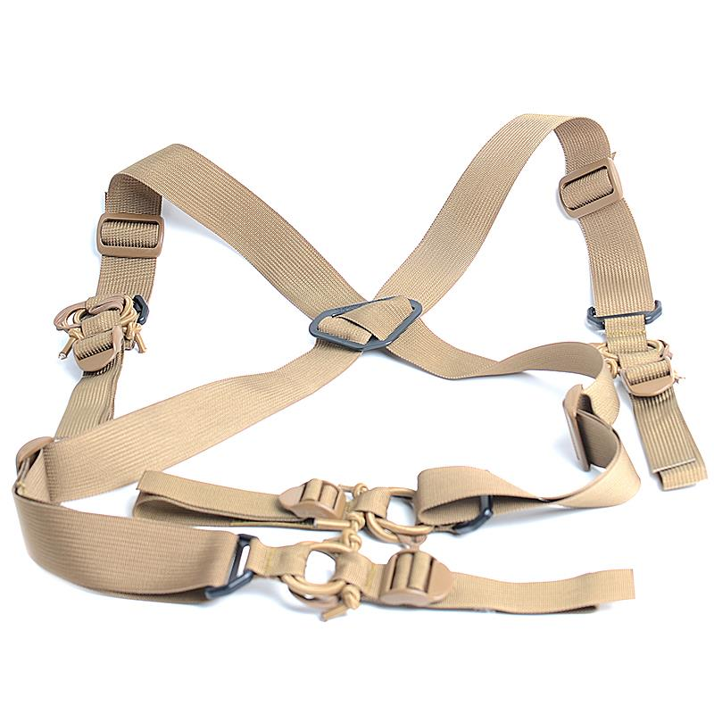 HSG Low Drag Suspenders