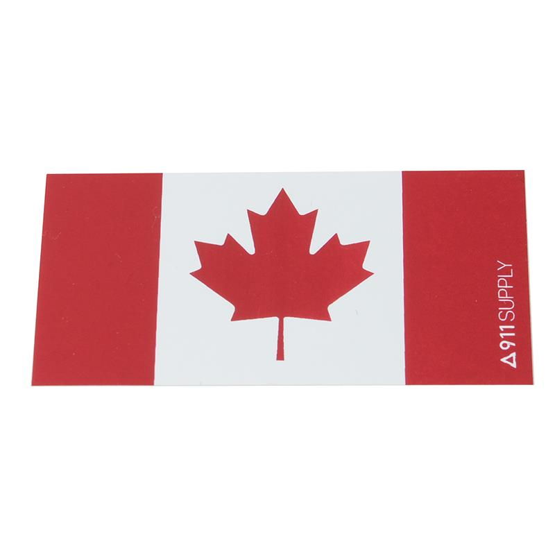 Canada Flag Decal