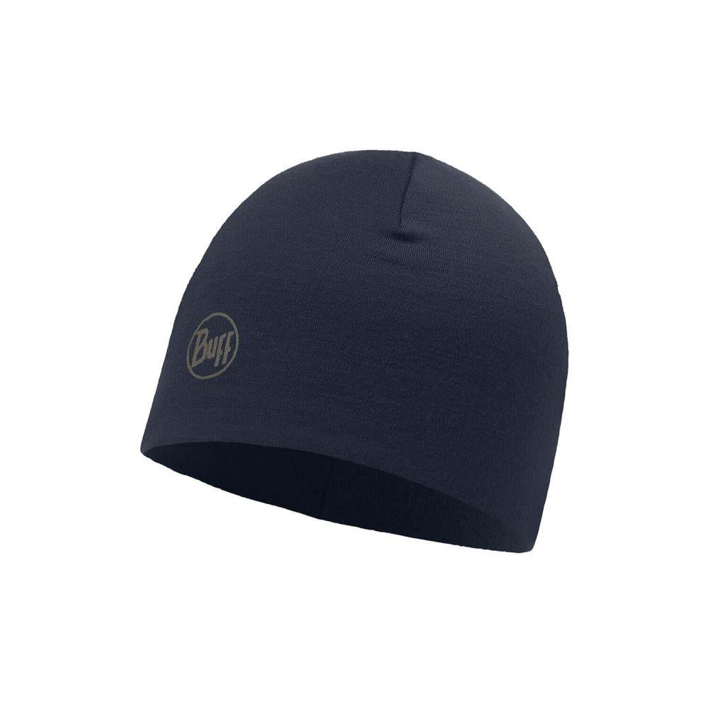Buff Merino Wool Thermal Hat - Solid Navy  a88c9e0ee9d