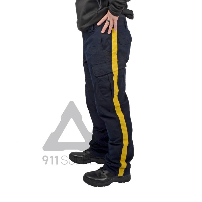 368c7735 911 Stryke Pants with Yellow Stripe | 911supply.ca