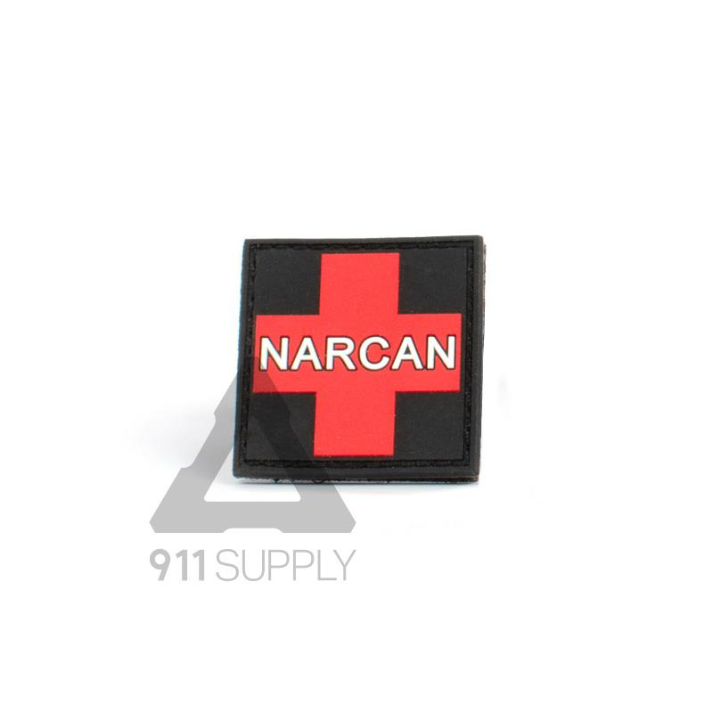 911 Narcan PVC patch | 911supply.ca