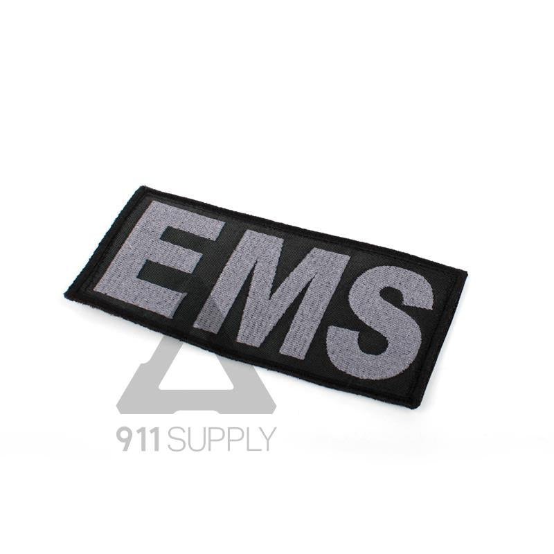 "EMS Patch Embroidery Velcro - 2.5""x5"""
