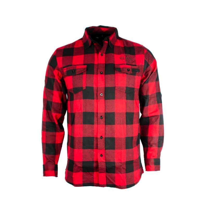 Delta Apparel Gunday Best Long Sleeve Flannel Shirt