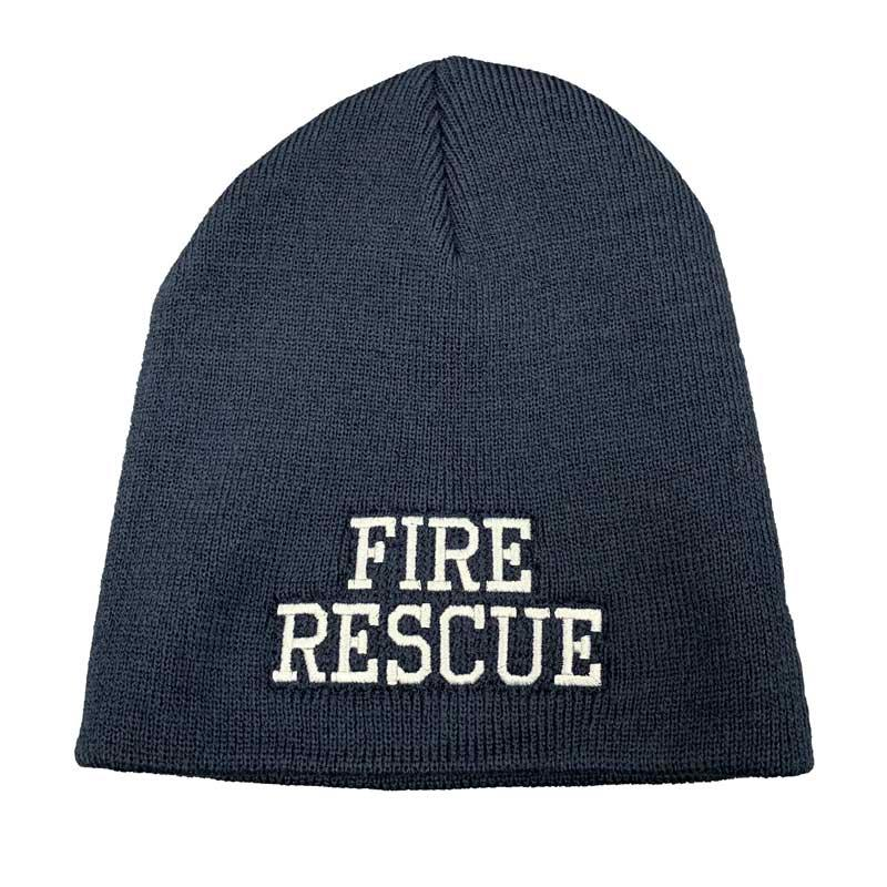 911 Fire rescue Dark Navy Toque