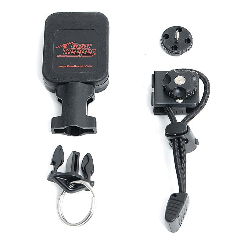 Gear Keeper Small Flashlight Retractor with Stabilizer