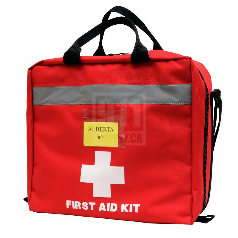 911 Supply Alberta #3 Nylon First Aid Kit