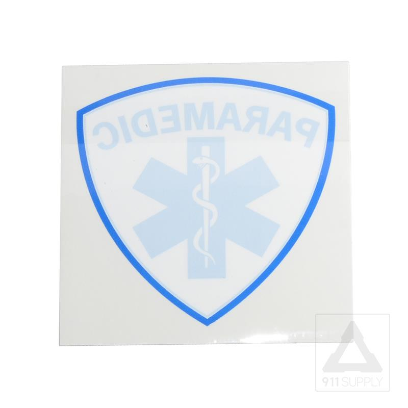 Paramedic Decal 3 inch Inside