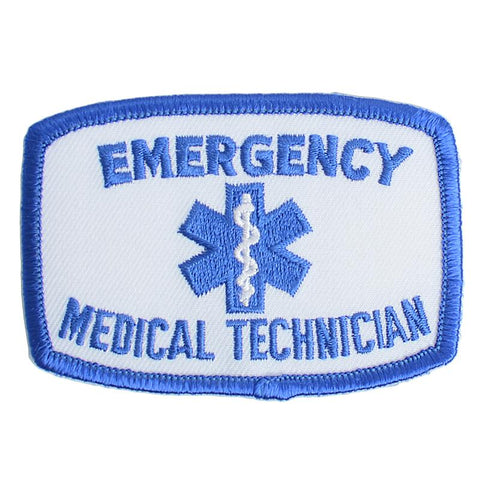 EMT Patch 2 in x 3 in   911 Supply   911supply