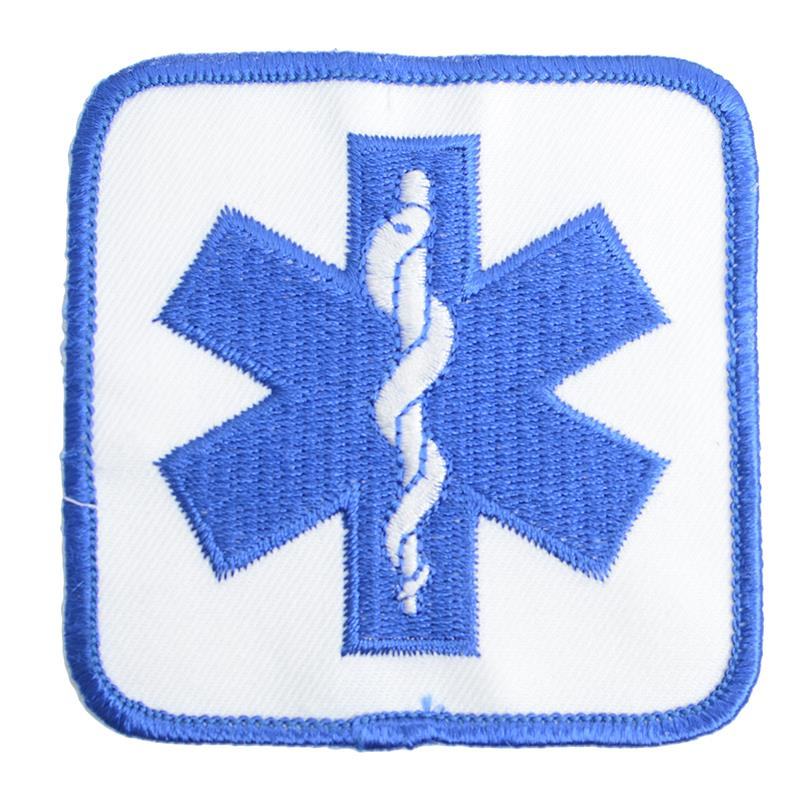 "Star of Life Patch 3""x3"""