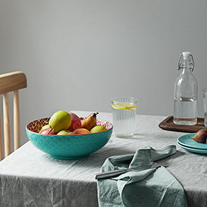 Brighten your Table with Color