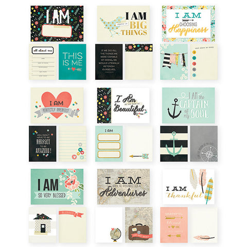Simple Stories I AM SNAP Cards