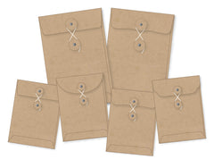 Simple Stories DIY Collection - Kraft Envelope Foundations