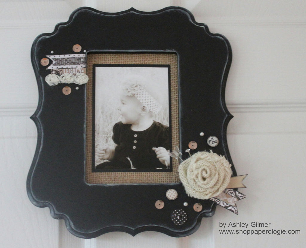 DIY Picture Frame Project Kit
