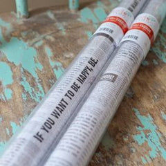 Hazel & Ruby Tissue Paper Roll- Quote