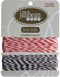 Jillibean Baker Twine Red/Brown