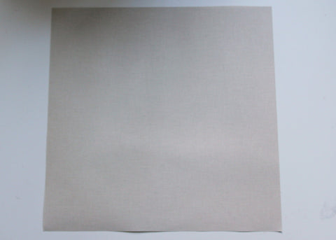 Canvas Corp - Natural Linen 12 x 12 Sheet