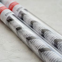 Hazel & Ruby Tissue Paper Roll - Chevron Newsprint