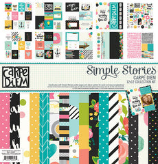 Simple Stories Carpe Diem Collection Kit