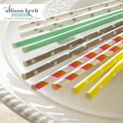 Webster's Pages Hello World Bundle of Straws