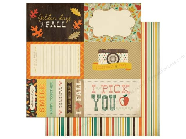 Carta Bella Fall Blessings