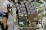 BLUE FORCE GEAR TEN-SPEED DOUBLE M4 MAG POUCH