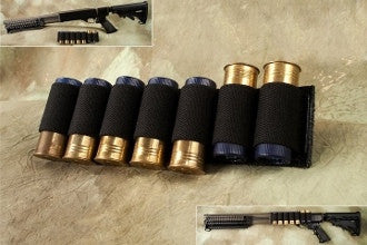 S&J HARDWARE - DETACHEABLE 6 SHOTSHELL CARRIER