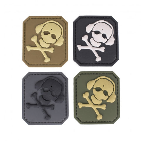 G-CODE SKULLGUY PATCH