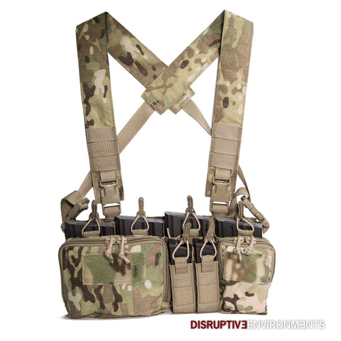 HALEY STRATEGIC (HSP) D3CR HEAVY CHEST RIG